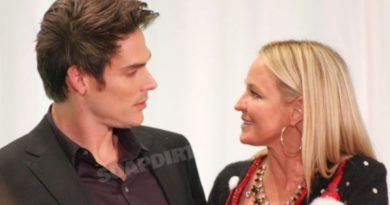 Young and the Restless: Adam newman (Mark grossman) - Sharon Newman (Sharon Case)