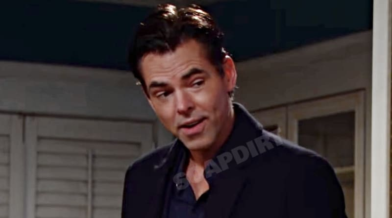 Young and the Restless: Billy Abbott (Jason Thompson)