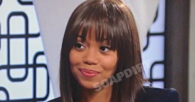 Young and the Restless Spoilers: Amanda Sinclair (Mishael Morgan)