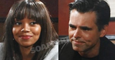 Young and the Restless Spoilers: Amanda Sinclair (Mishael Morgan) - Billy Abbott (Jason Thompson)