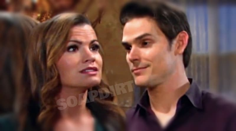 Young and the Restless Spoilers: Chelsea Newman (Melissa Claire Egan - Adam Newman (Mark Grossman)