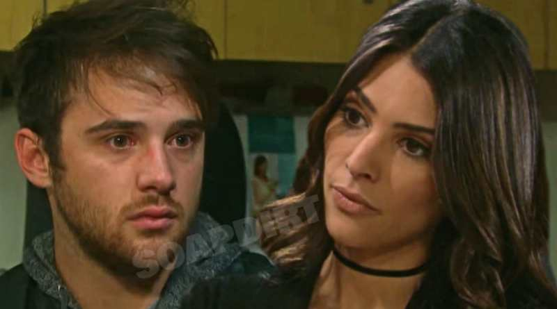 Days of Our Lives Spoilers: JJ Deveraux (Casey Moss) - Gabi Hernandez (Camila Banus)