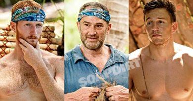 Survivor Spoilers: Tommy Sheehan - Dan Spilo - Dean Kowalski
