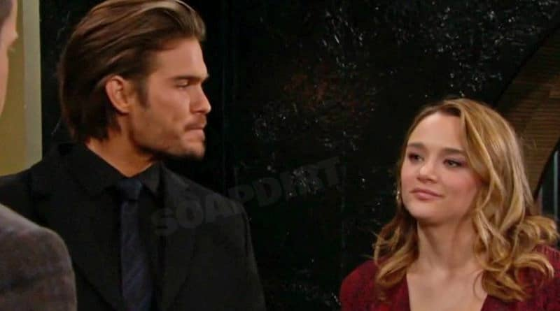 Young and the Restless Spoilers: Theo Vanderway (Tyler Johnson) - Summer Newman (Hunter King)
