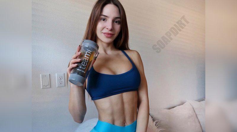 90 Day Fiance: Anfisa Arkhipchenko Nava - Workout