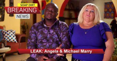 90 Day Fiance: Angela Deem - Michael Ilesanmi - Wedding Leak
