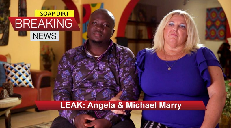 90 Day Fiance: Angela Deem - Michael Ilesanmi - Wedding Leak