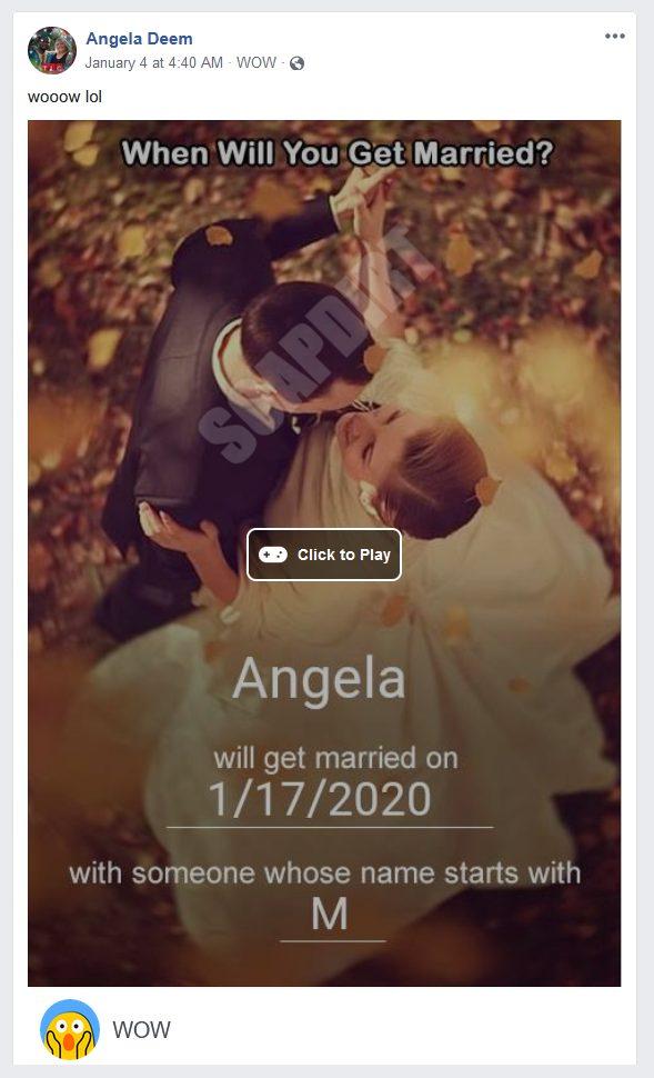 90 Day Fiance: Angela Deem - Wedding Prediction