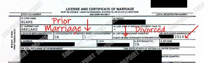 90 Day Fiance: Blake Abelard - First Wife - Divorce