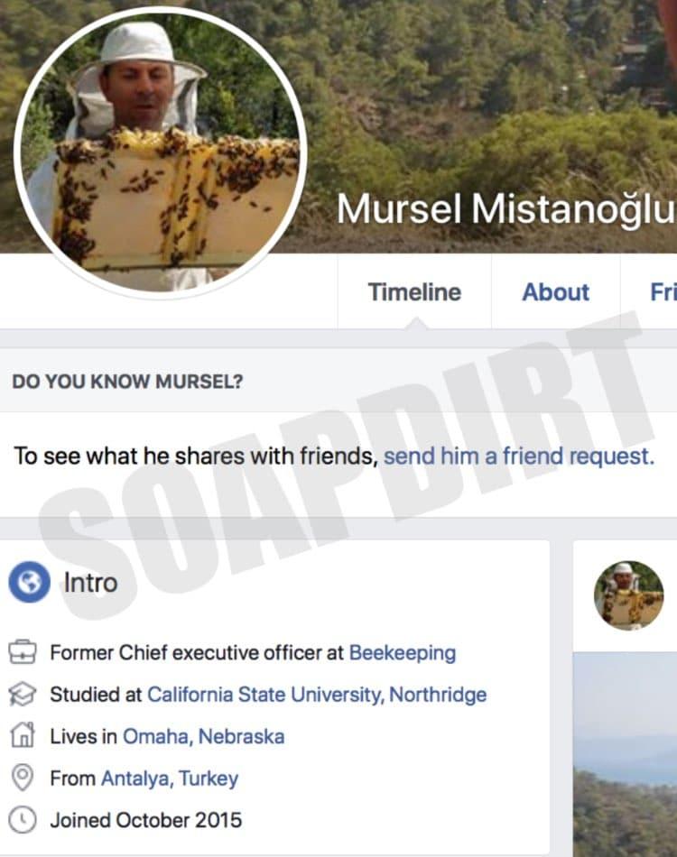 90 Day Fiance: Mursel Mistanoglu - Facebook