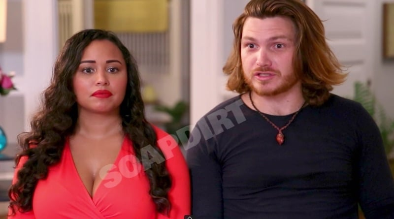 '90 Day Fiance': Syngin Colchester Parties at a Bar with Mystery Woman - Where is Tania? - Soap Dirt