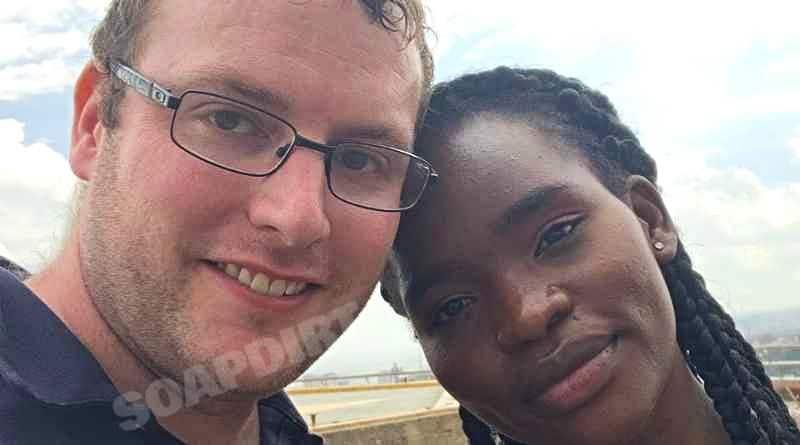 '90 Day Fiance': Benjamin Taylor and Akinyi Obala Reunite! Filming for TLC? - Soap Dirt