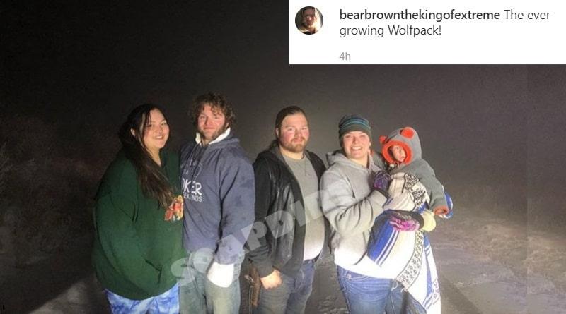 Alaskan Bush People: Raquell Brown - Gabe Brown - Noah Brown - Rhain Brown - Elijah Brown
