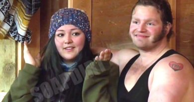 Alaskan Bush People: Raquell Rose Pantilla Brown - Gabe Brown