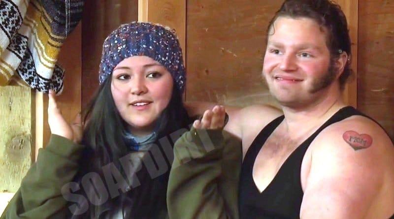 Alaskan Bush People: Raquell Rose Pantilla Brown - Gabe Brown