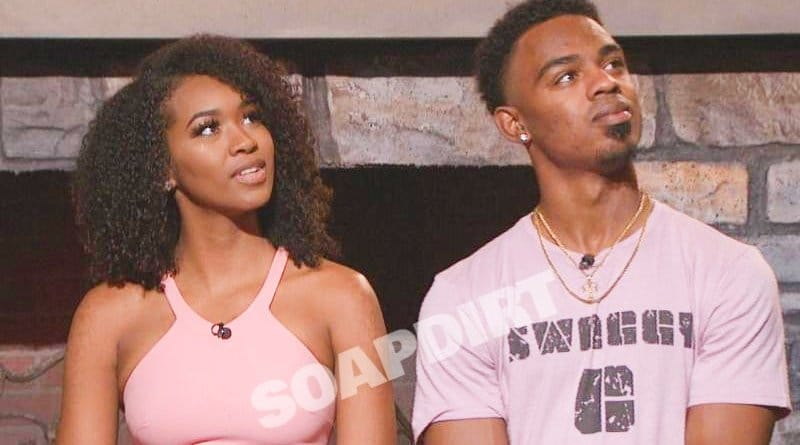 Big Brother: Swaggy C - Bayleigh Dayton - The Challenge