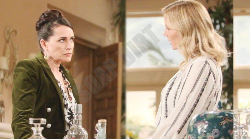 Bold and the Beautiful Spoilers: Brooke Logan (Katherine Kelly Lang) - Quinn Fuller (Rena Sofer)