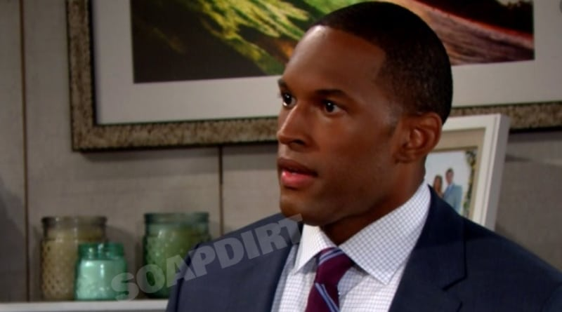 Bold and the Beautiful Spoilers: Carter Walton (Lawrence Saint Victor)