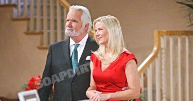 Bold and the Beautiful Spoilers: Eric Forrester (John McCook) - Brooke Logan (Katherine Kelly Lang)