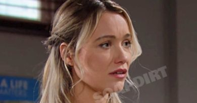 Bold and the Beautiful Spoilers: Flo Fulton (Katrina Bowden)