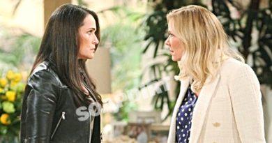 Bold and the Beautiful Spoilers: Quinn Fuller (Rena Sofer) - Brooke Logan (Katherine Kelly Lang)