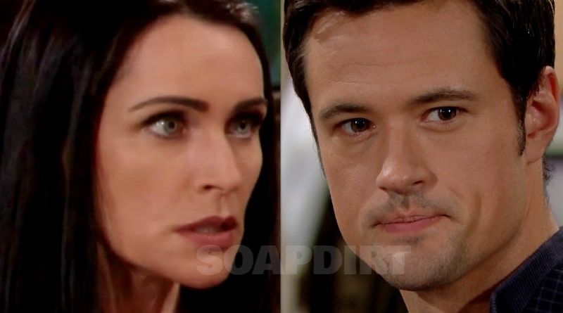 Bold and the Beautiful Spoilers: Quinn Fuller (Rena Sofer) - Thomas Forrester (Matthew Atkinson)
