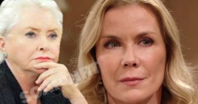 Bold and the Beautiful Spoilers: Stephanie Forrester (Susan Flannery) - Brooke Logan(Katherine Kelly Lang)
