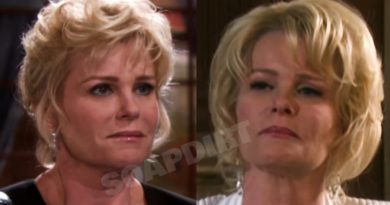 Days of Our Lives Spoilers: Adrienne Kiriakis (Judy Evans) - Bonnie Lockhart (Judi Evans)