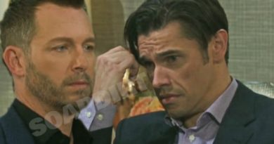 Days of Our Lives Spoilers: Brady Black (Eric Martsolf) - Xander Cook (Paul Telfer)