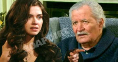 Days of Our Lives Spoilers: Ciara Brady (Victoria Konefal) - Victor Kiriakis (John Aniston)
