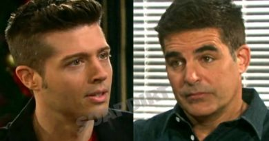 Days of OUr Lives Spoilers: Evan Frears (Brock Kelly) - Rafe Hernandez (Galen Gering)
