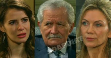 Days of Our Lives Spoilers: Sarah Horton (Linsey Godfrey) - Victor Kiriakis (John Aniston) - Kristen DiMera (Stacy Haiduk)