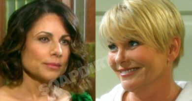 Days of Our Lives Spoilers: Summer Townsend (Marie Wilson) - Adrienne Kiriakis (Judi Evans)