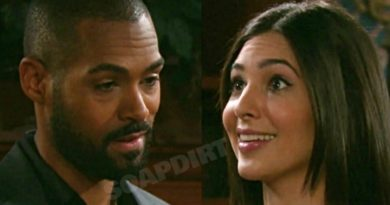 Days of Our Lives Spoilers: Eli Grant (Lamon Archey) - Gabi Hernandez (Camila Banus)