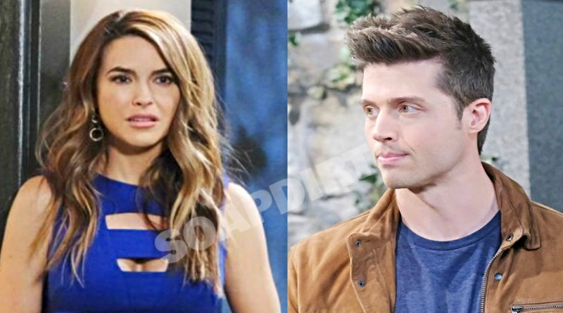 Days of our Lives Spoilers: Jordan Ridgeway (Chrishell Stause) - Evan Frears (Brock Kelly)