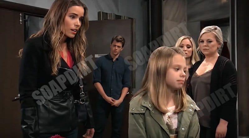 General Hospital Spoilers: Sasha Gilmore (Sofia Mattsson) - Charlotte Cassadine (Scarlett Fernandez)