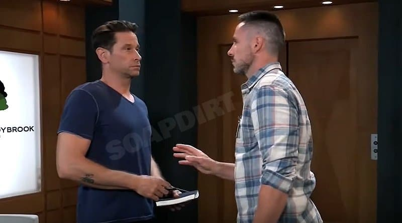 General Hospital Spoilers: Franco Baldwin (Roger Howarth) - Julian Jerome (William deVry)