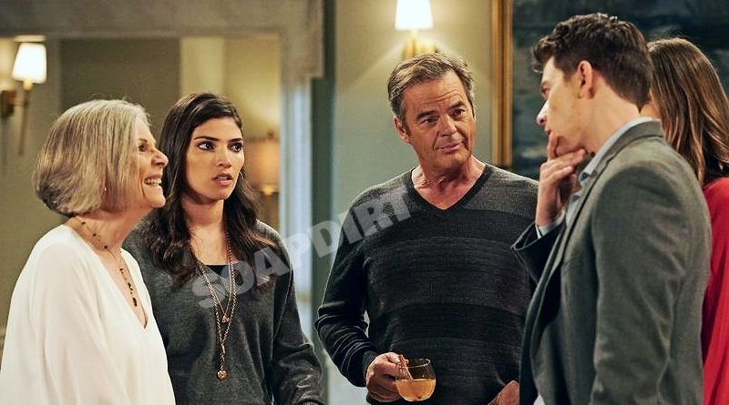 General Hospital Spoilers: Tracy Quartermaine (Jane Elliot) - Michael Corinthos (Chad Duell)