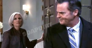 General Hospital Spoilers: Tracy Quartermaine (Jane Elliot) - Ned Quartermaine (Wally Kurth)