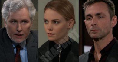 General Hospital Spoilers: Martin Gray (Michael E Knight) - Nelle Hayes (Chloe Lanier) - Valentin Cassadine (James Patrick Stuart)