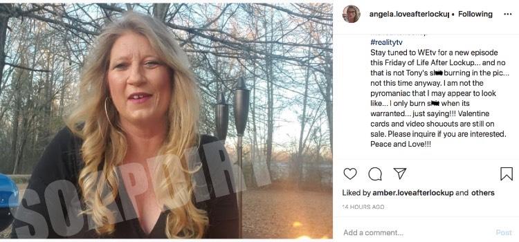 Life After Lockup: Angela - Instagram
