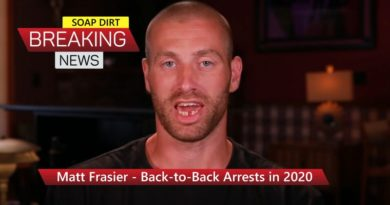 Love After Lockup: Matt Frasier - Arrested - In Jail - 2020