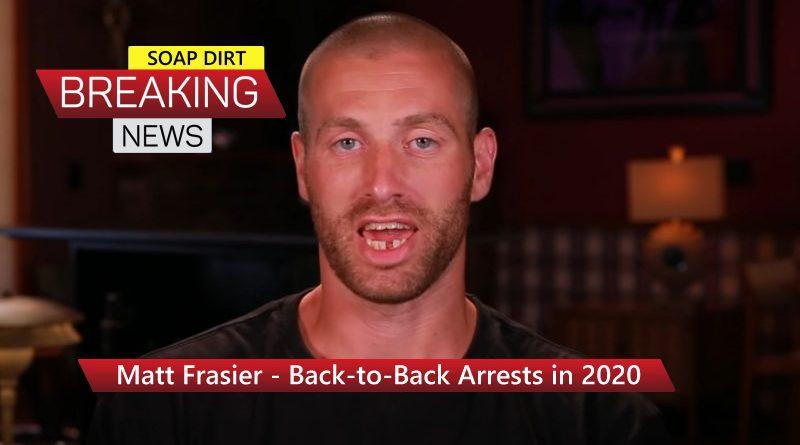 Love After Lockup: Matt Frasier - Arrested - In Jail - 2020