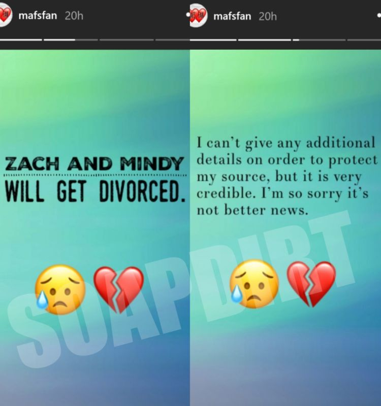 Married at First Sight: Mindy Shiben - Zach Justice - Instagram