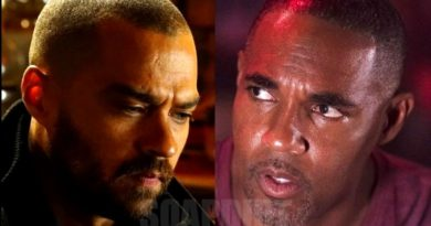 Station 19 - Greys Anatomy: Jackson Avery (Jesse Williams) - Ben Warren (Jason Winston George)