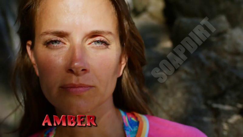 Survivor: Amber Brkich Mariano - Survivor40 - Winners at War