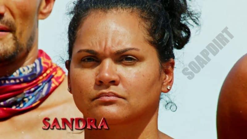 Survivor: Sandra Diaz-Twine - Survivor40 - Winners at War