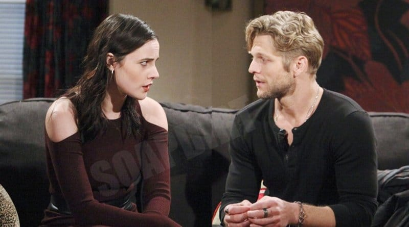 Young and the Restless Comings & Goings: Tessa Porter (Cait Fairbanks) - Tanner Watts (Chase Coleman)