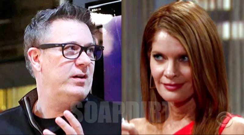 Young and the Restless: Josh Griffith - Phyllis Summers (Michelle Stafford)