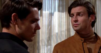 Young and the Restless Spoilers: Adam Newman (Mark Grossman) - Chance Chancellor (Donny Boaz)